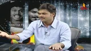 comedian-sapthagiri-about-differences-with-brahmanandam-vanitha-tv