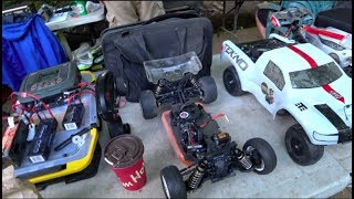 Tekno EB410 Track Tuning and 4WD A-MAIN Championship Points RACE - Netcruzer RC