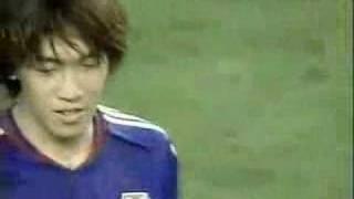 日本代表 アジア杯2004 優勝の軌跡