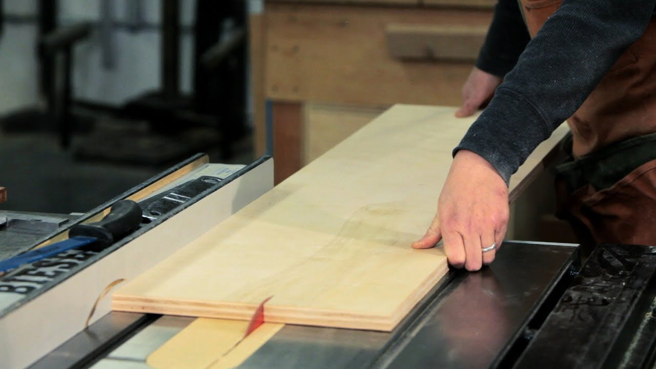 How to use a table saw woodworking youtube greentooth Images