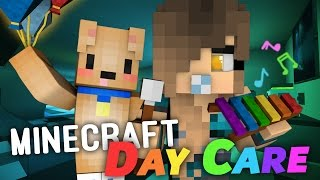 Minecraft Daycare - GOLD TURNS INTO A BABY!  (Minecraft Roleplay) #16