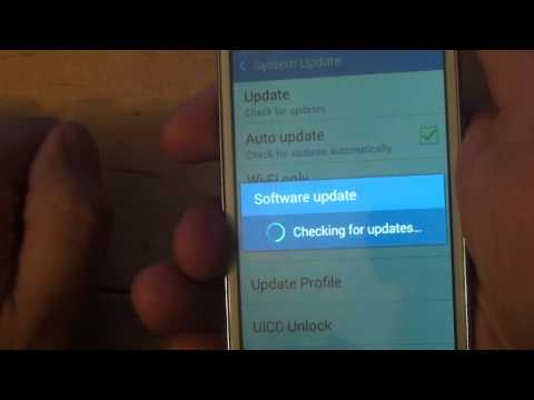 Samsung Galaxy Prevail  lte can not update bug freedompop
