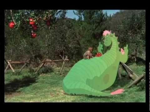 Disney Dragons- Elliott