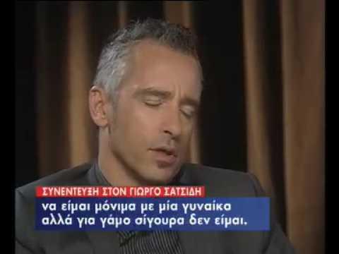 George Satsidis interviews Eros Ramazzotti - May 2009