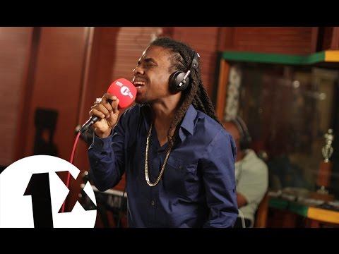 Jahmiel performs Where Were U for BBC Radio 1Xtra in Jamaica