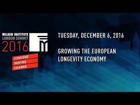 Growing the European Longevity Economy