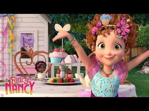 How to Have a Fancy Tea Party   Fancy Nancy   Disney Junior