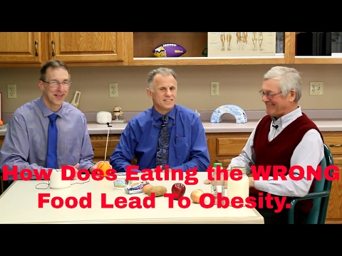 How Does Eating The WRONG Food Lead to Obesity? Organic Farmer Vince Hundt