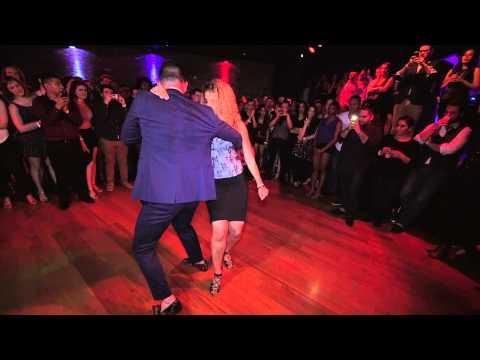 Daniel & La Alemana Dile Bachata Dance