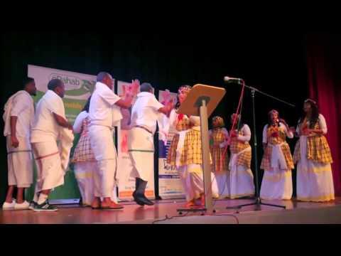 Djibouti:  La troupe folklorique Qoran