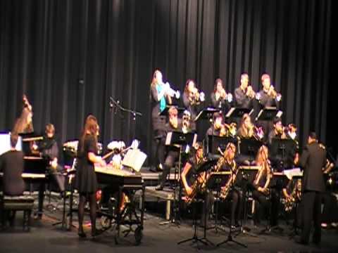 Solon High School Jazz Band of Solon, Iowa Competes at 2013 SEIBA Jazz Festival