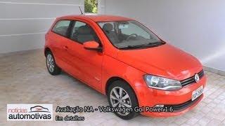 Volkswagen Gol 1.6 - Detalhes - NoticiasAutomotivas.com.br