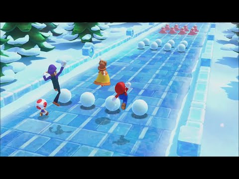 Mario Party 10 – All Minigames
