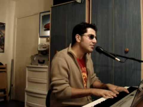 Curtains - Elton John Cover