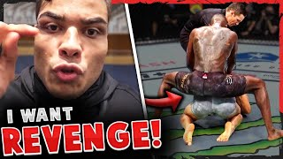 Paulo Costa GOES OFF on 'human trash' Israel Adesanya for 'HUMPING' him after fight + Izzy RESPONDS!