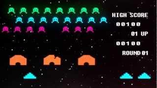 Space Invaders (Must Die 8bit)