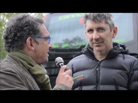 Tour of the Alps 2017: Fabrizio Guidi (Cannondale Drapac) at stage 1 eve