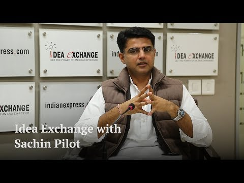 Idea Exchange | Rajasthan Deputy CM Sachin Pilot on Congress' victory in Rajasthan and what follows