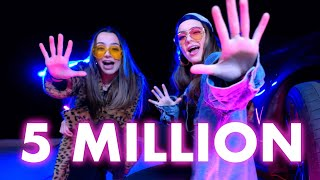 What in The World - 5 Million Subscribers - Merrell Twins
