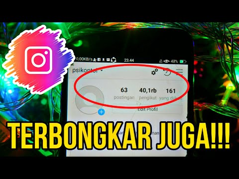 Aplikasi Cara Menambah Followers Instagram Terbaru