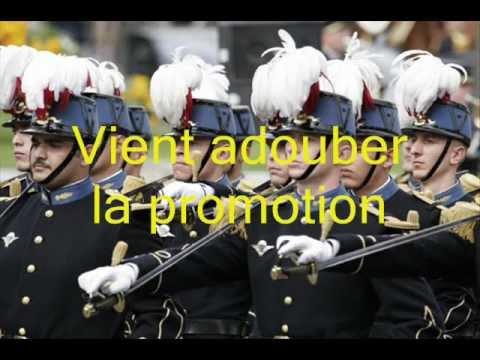 Chant de la promotion Général Béthouart (ESM de Saint-Cyr)
