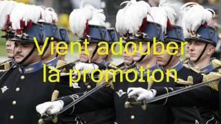 Chant de la promotion Général Béthouart (ESM de Saint-Cyr) thumbnail