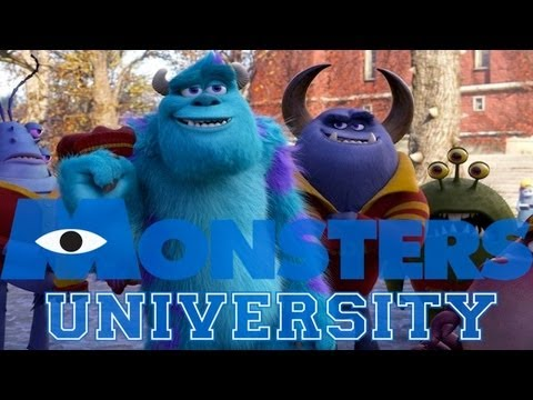 RMN: Monsters University Clip, TomorrowLand Villain, New Oblivion Trailer (ep.74)