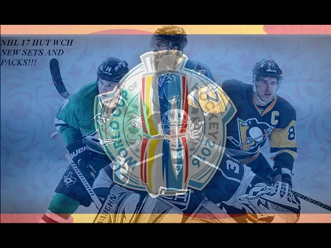 NHL 17 LIMITED TIME WCH Collections and Pack Pulls!!!!