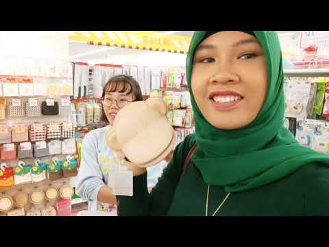 Japan Vlog #5 | Shopping at Kobe Sannomiya Daiso,Karaoke,Hysterical Jam