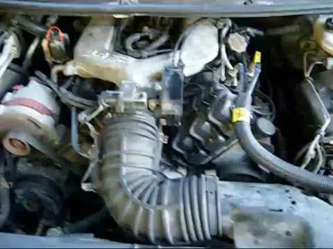 1994 34 SFI Engine Camaro Water Pump and Fuel Injectors