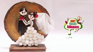 Pebbles diy ideas #pebbles #DIY art And Crafts pebbles wedding couple | arush diy craft ideas