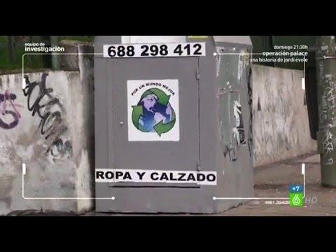 El negocio de la ropa usada - ¿A dónde va la ropa usada de los contenedores 'solidarios'?