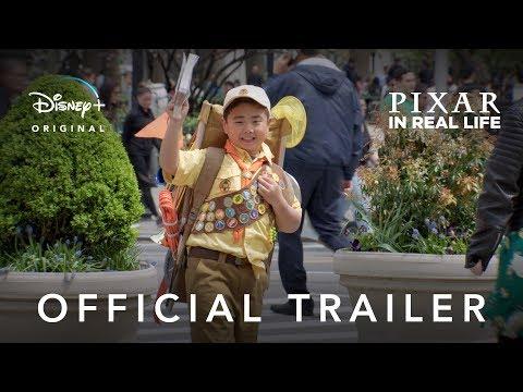 Pixar IRL – Official Trailer   Disney+   Start Streaming Nov. 12