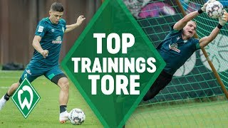 BEST OF TRAININGS TORE | SV WERDER BREMEN