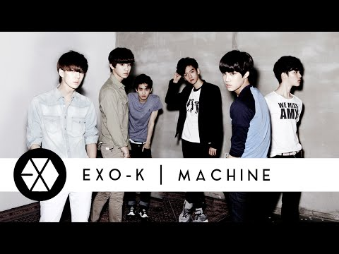 EXO-K - Machine [Audio]
