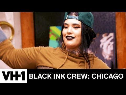 Lily Decides To Move In With Cobra 'Sneak Peek' | Black Ink Crew: Chicago