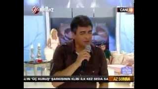 ibrahim erkal burnumda tütüyorsun beyazın sultanı programı 09.07.2012