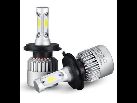 Super bright H8 LED car lights - ANMINGPU