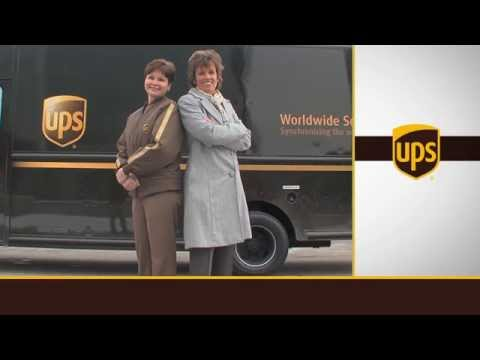 UPS Senior Manager Interviewed By Package Delivery Driver