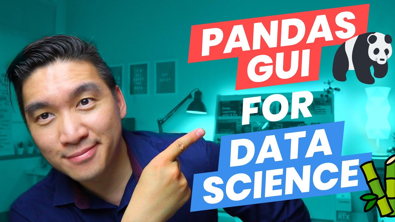 How to use PandasGUI for Exploratory Data Analysis and Data Science
