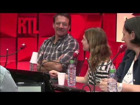 Samuel LeBihan & MarieJosée Croze : Les rumeurs du net du 13092013 dans A La Bonne Heure  RTL