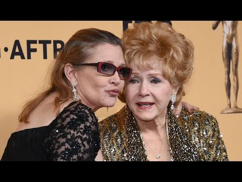 Debbie Reynolds Mom Of Carrie Fisher In Hospital For Stroke