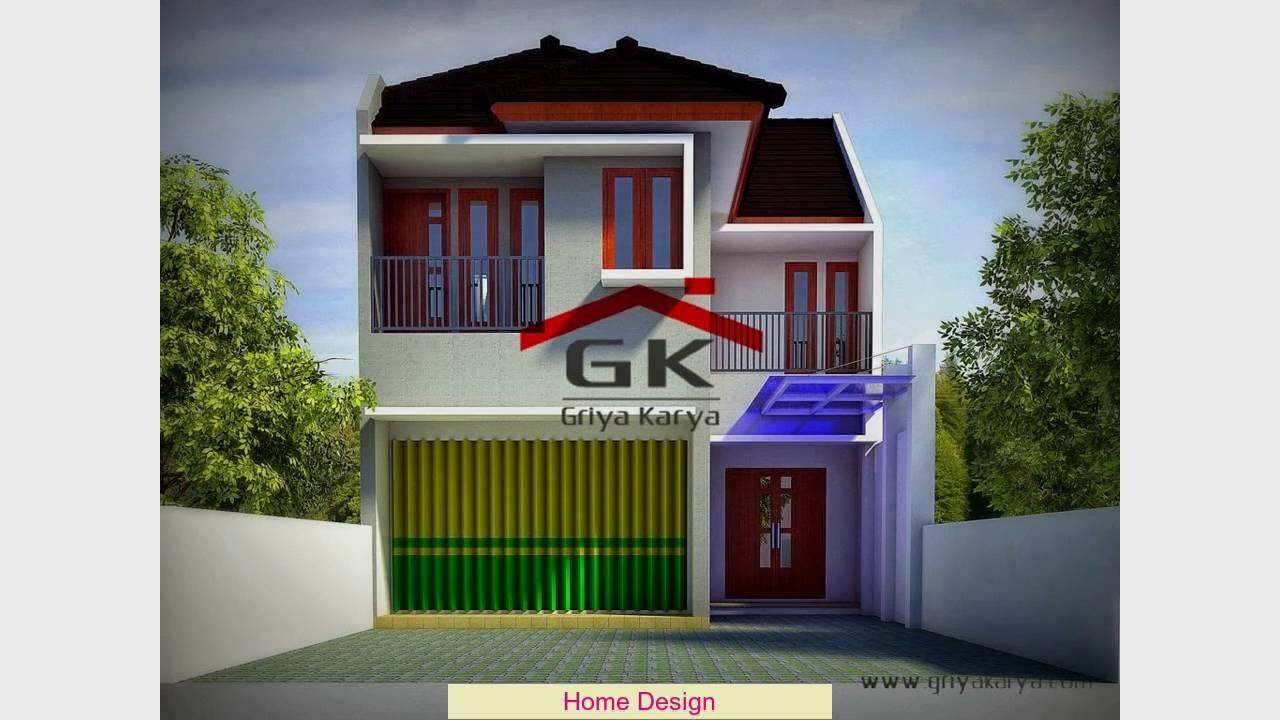 Desain Rumah Minimalis Plus Toko Kumpulan Desain Rumah