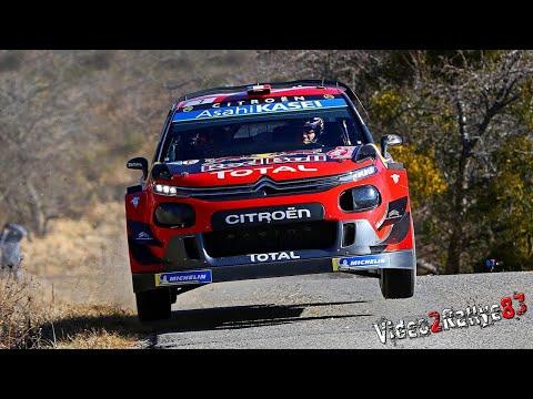 Sébastien Ogier | Citroën C3 WRC | Monte Carlo 2019