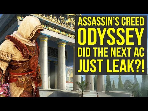 Did The New Assassin's Creed Game Just Leak?! Coming 2018? (Assassin's Creed 2018) thumbnail