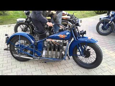 Henderson 1930 motorcycle