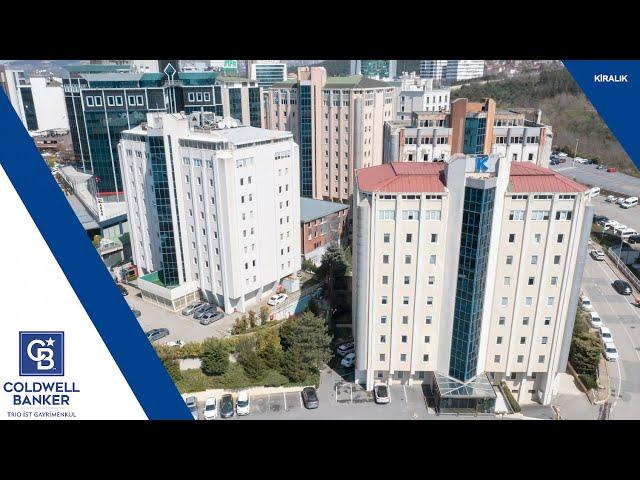 CB TRIO-IST - Cem Baydar - Kavacılk'ta kiralık ofis katları