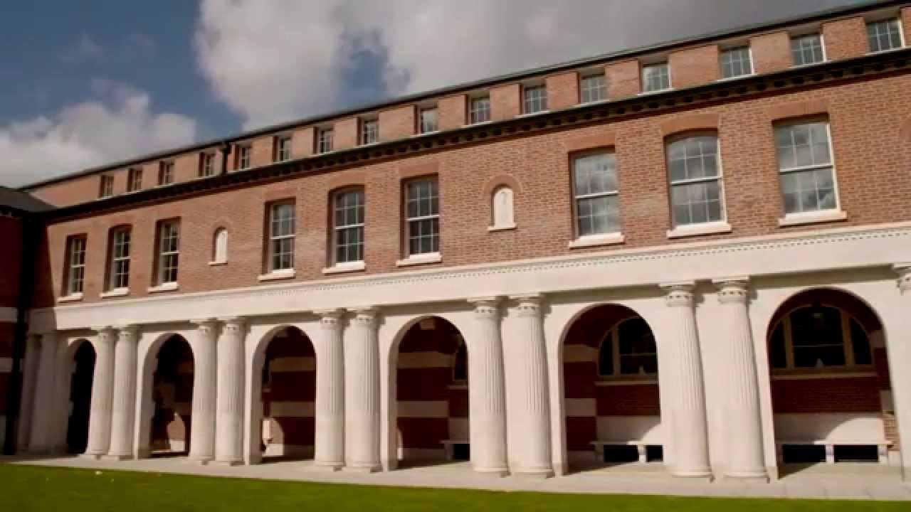 Eton College Windows and Doors by Marvin Architectural YouTube
