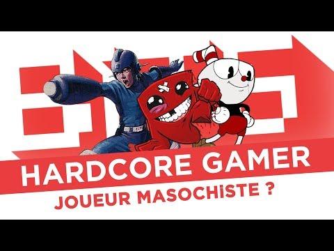Hardcore gamer, joueur masochiste ? - BiTS - ARTE