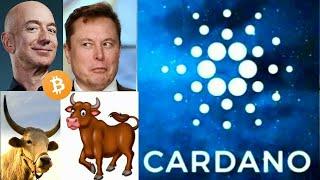 ADA Cardano Bullrun Bitcoin Dubai Cryptocurrency News $ADA $BTC $XRP Update